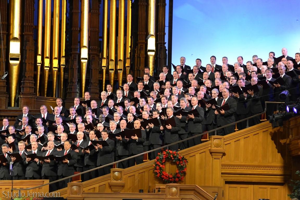 Mormon Tabernacle Bell Choir Salt Lake City
