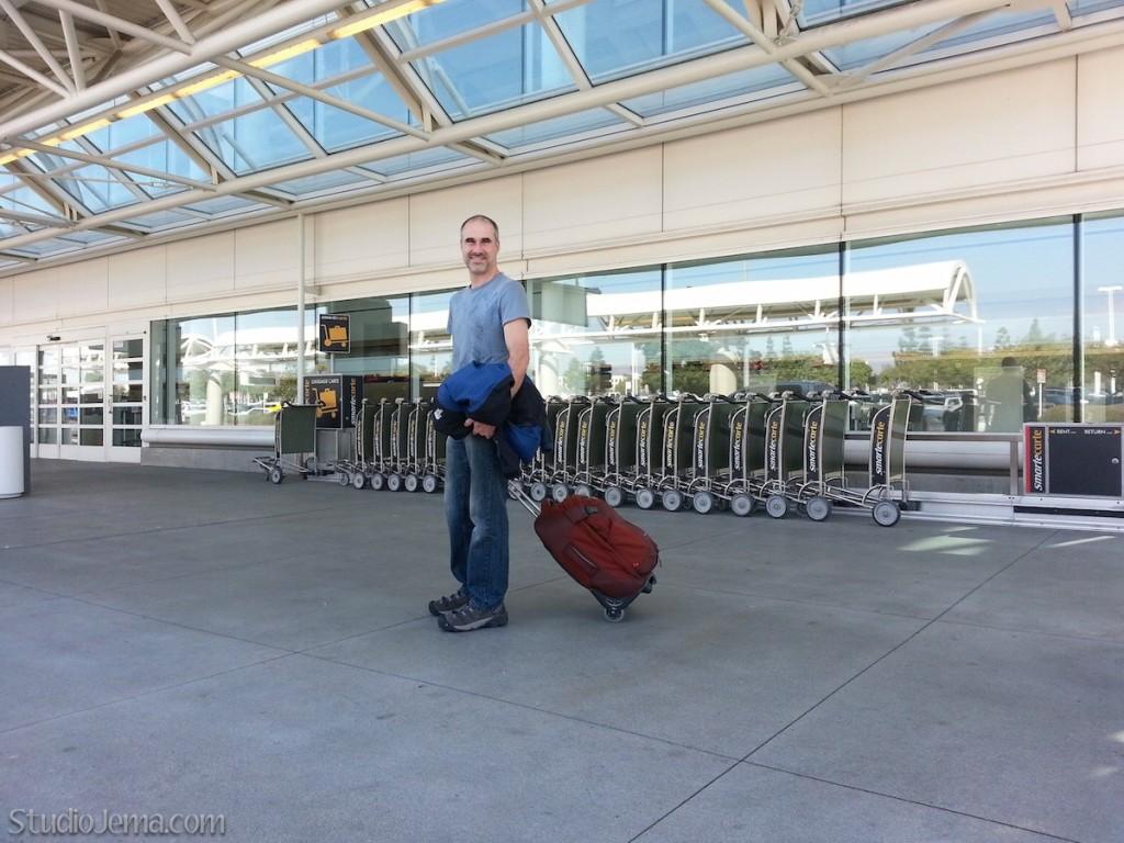 Airport in Ontario, CA